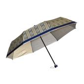 3단 체크실버 우산