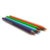 [연필/지우개]동아아도르대육각색연필
