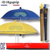 [우산선물세트]협립 키즈 고글 안전우산 2P세트