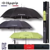 [우산선물세트]협립 심플 우산 패밀리 3P세트