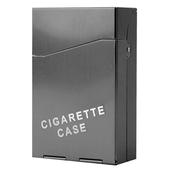 [명함케이스]메탈 반자동 원터치 담배케이스
