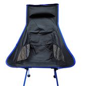 [야외의자]Easy편한의자 목거치형(캠핑 백패킹 비박 조립형)