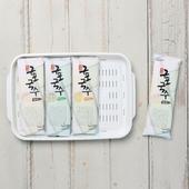구포국수 채반세트 5p (채반,소면2,강황,시금치)