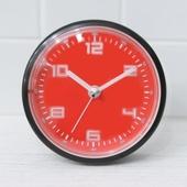 엘디자인블랙레드 흡착방수시계