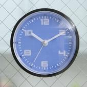 엘디자인블랙블루 흡착방수시계