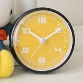 엘디자인블랙옐로우 흡착방수시계