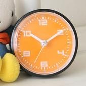 엘디자인블랙오렌지 흡착방수시계