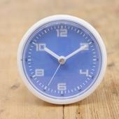 엘디자인화이트블루 흡착방수시계