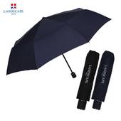 랜드스케이프우산 3단수동폰지무지 3단우산