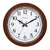 [벽시계]흰자판은도금벽시계