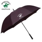 폴로 75 뽄지 적스트라이프 장우산