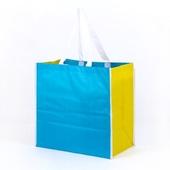 [시장가방] 타포린가방 에머랄드 그린