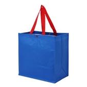 [시장가방] 타포린가방 블루