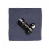 스웨이드 고급 포켓융A (40 x 40 cm) 보자기형