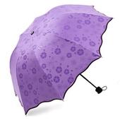 레이니 플라워 3단 우산