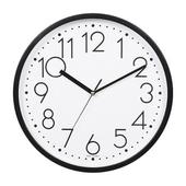 [벽시계]심플원형벽시계