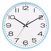 [벽시계]원형파스텔벽시계