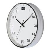 [벽시계]금속크롬벽시계260
