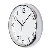 [벽시계]크롬항아리벽시계