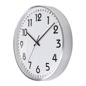[벽시계]입체숫자 알류미늄벽시계