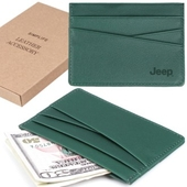 SIMPLIFE 심플라이프 크로스 카드지갑(그린)