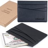 SIMPLIFE 심플라이프 크로스 카드지갑(블랙)