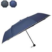 3단체크바이어스 3단우산