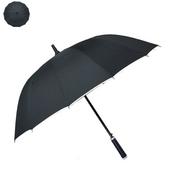 [장우산]60 14K 무지검정(미색) 장우산