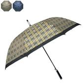 [장우산]70 장체크실버 장우산