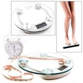 고급형-투명유리(누드)체중계-A급-색상다양
