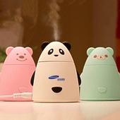 KC인증-정품-USB가습기무드등(곰)-