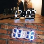 프리미엄 3D LED 벽시계