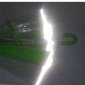 독도우산55반사띠우산안전우산발광우산 초록우산