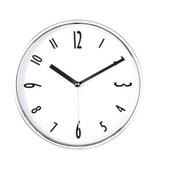 크롬무소음벽시계JS-1073-1(벽걸이시계)