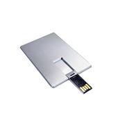 [비빅스]메탈카드형USB메모리(CA105)8G