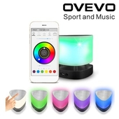 OVEVO Z1 Pro 블루투스 스피커 LED