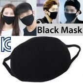 블랙/면마스크/휴대용마스크-디자인다양
