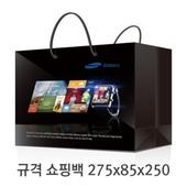 규격 칼라 코팅 쇼핑백 121호