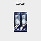 볼빅 화이트칼라 S3 6구 골프공(3pc)