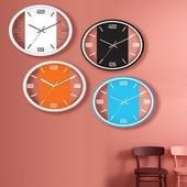칼라양면투명벽시계