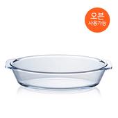 [접시] 오븐오케이 글라스 그라탕기 파스타디쉬