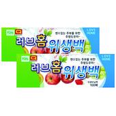러브홈위생백(100매)