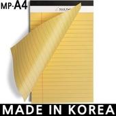 MaxPad 노트패드 A4