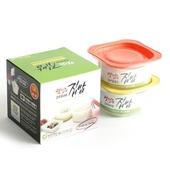 전자렌지전용집밥용기2EA(4p)