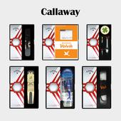 캘러웨이 디아블로 3구 볼마커세트(2pc) 캘러웨이 선물세트
