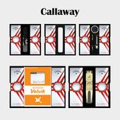 캘러웨이 디아블로 6구 선물세트(2pc) 캘러웨이 골프공 선물세트