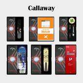 캘러웨이 디아블로 투어 3구 선물세트(3pc) 캘러웨이 골프선물세트