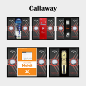 캘러웨이 디아블로 투어 6구 선물세트(3pc) 캘러웨이 선물세트