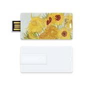 레빗 CX02 슬라이드카드형 USB메모리 (4GB)