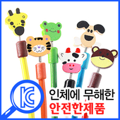 애니멀원목연필
